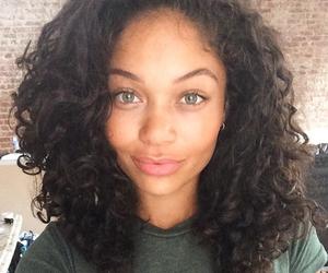 beautiful, blackgirl, and beauty image