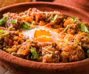 beef, egg, and tagine image