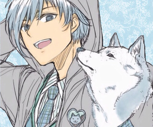 boy, dog, and manga image