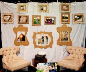 decoracao, painel, and photography image