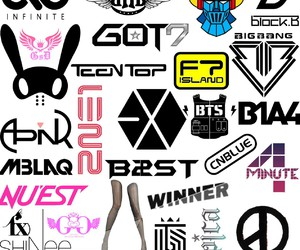 2ne1, Collage, and exo image