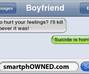 boyfriend, bf, and smartphowned image