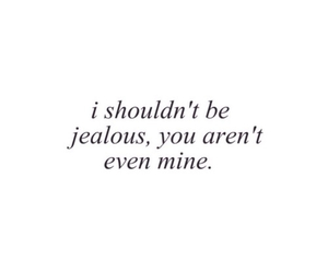 quotes, love, and jealous image