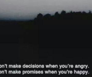 happy, promise, and sad image