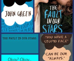 the fault in our stars and nos étoiles contraire image