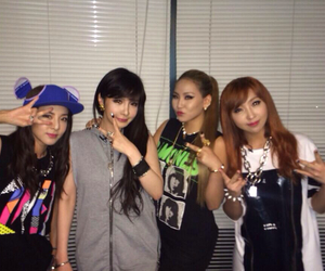 CL, dara, and 2ne1 image