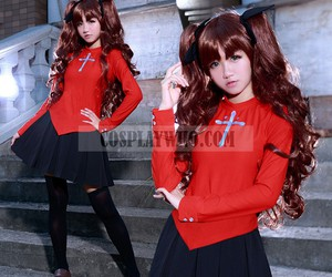 cosplay, costume, and fate stay night image