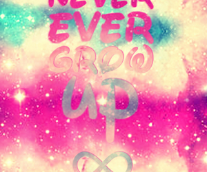 never, pink, and wallpaper image