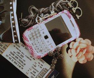 blackberry, Lady gaga, and phone image