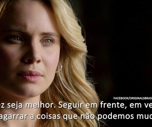 cami, The Originals, and leah pipes image