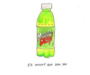 dew, funny, and lines image
