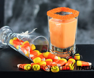 breakfast, cocktail, and snack image