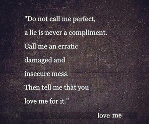 quote, Relationship, and loveme image