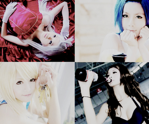 cosplay, fairy tail, and mirajane image
