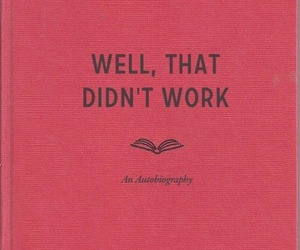 book, funny, and autobiography image