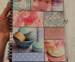 cupcake, dots, and muffin image