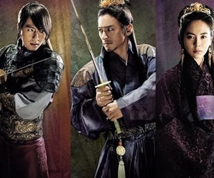 movie, joo jin mo, and jo in-sung image