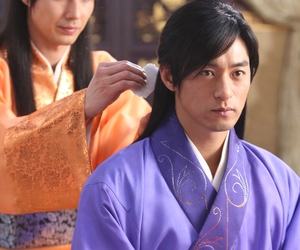 movie, a frozen flower, and joo jin mo image