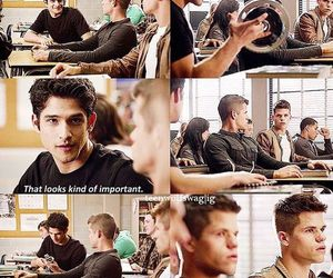 teen wolf, scott, and aiden image