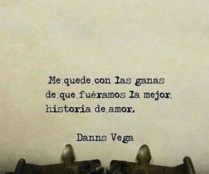 amor, desamor, and te amo image