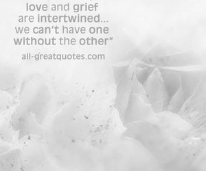 grief, loss, and remembrance image