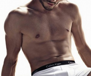 christian, grey, and Hot image