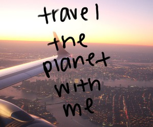 travel, planet, and quotes image
