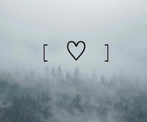 love, heart, and grunge image