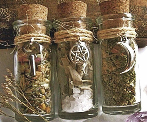 potion and wicca image
