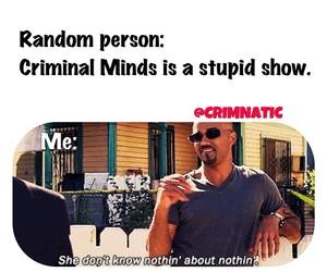 criminal minds, morgan, and derek morgan image