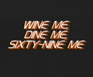 quote, wine, and sex image