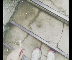 cancer, cigarette, and airmax image