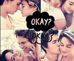 love, okay, and the fault in our stars image