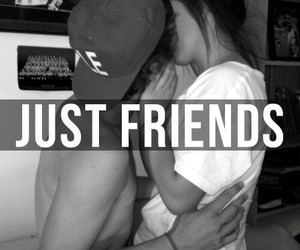 boy, boyfriend, and just friends image