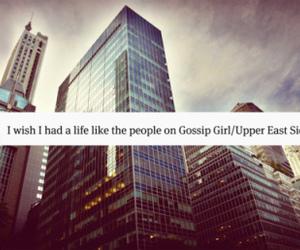 gossip girl, new york, and Upper East Side image