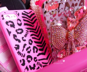 girly, pink, and quality image