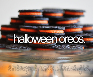 oreo, Halloween, and food image