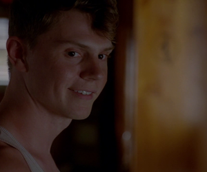 american horror story, evan peters, and ahs image