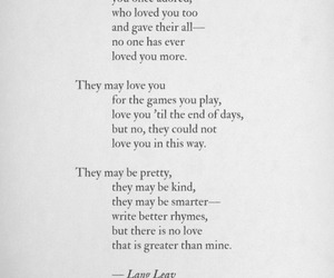 Lang Leav and poetry image