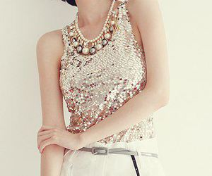 fashion, style, and sparkle image