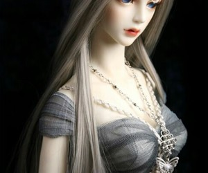 beautiful, cool, and doll image