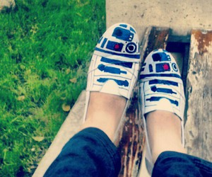diy, r2d2, and shoes image
