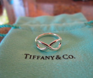 blue, infinite, and Tiffany & Co. image