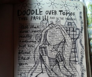 disney, wreck this journal, and rapunzel image