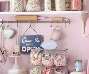 pastel, vintage, and candy image