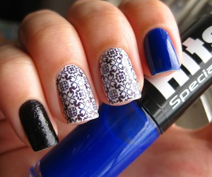 nail art, unhas, and nail polishes image