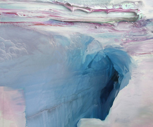 art, ice, and pale image