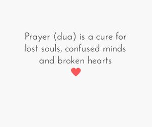 prayer, lost souls, and duaa image