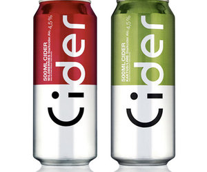 can, cider, and design image