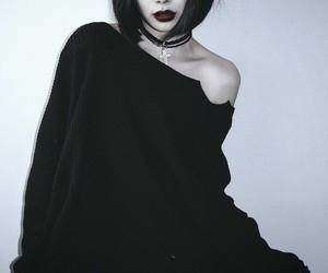 black and wylona hayashi image